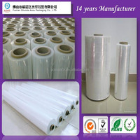Good Performance stretch film with excellent physical properties