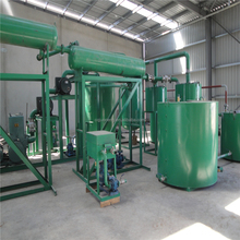 Used Engine/Car/Motor Oil Recycling/Regeneration Machine