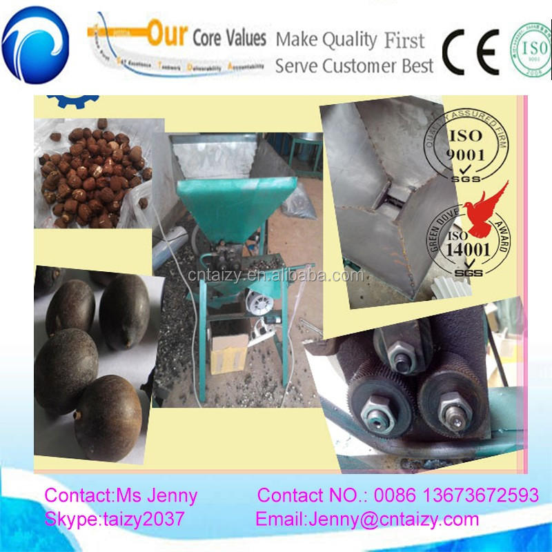 High Capacity Stainless Steel Lotus Seed Shelling Machine Fresh Lotus Nut peeler maker