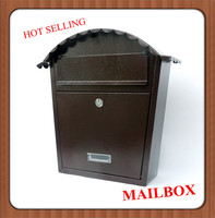 Cheap Wall Mounted mailbox/letter box/cat post