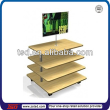 TSD-W817 Custom retail store mdf wood shoes display props,decoration for shoe shop,equipment for shoe store