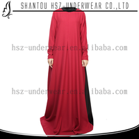 MD10004 Latest muslim dress fashion dress wholesale muslim dress with abaya pictures