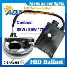 H4 H7 H8 880 881 75w AC HID Xenon Ballast Ignition Fast Brightness 75w Ballast Block Top Quality HID 75W HID kits