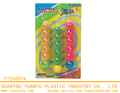 Blister Card packing new water games toy swimming diving sticks 4pcs