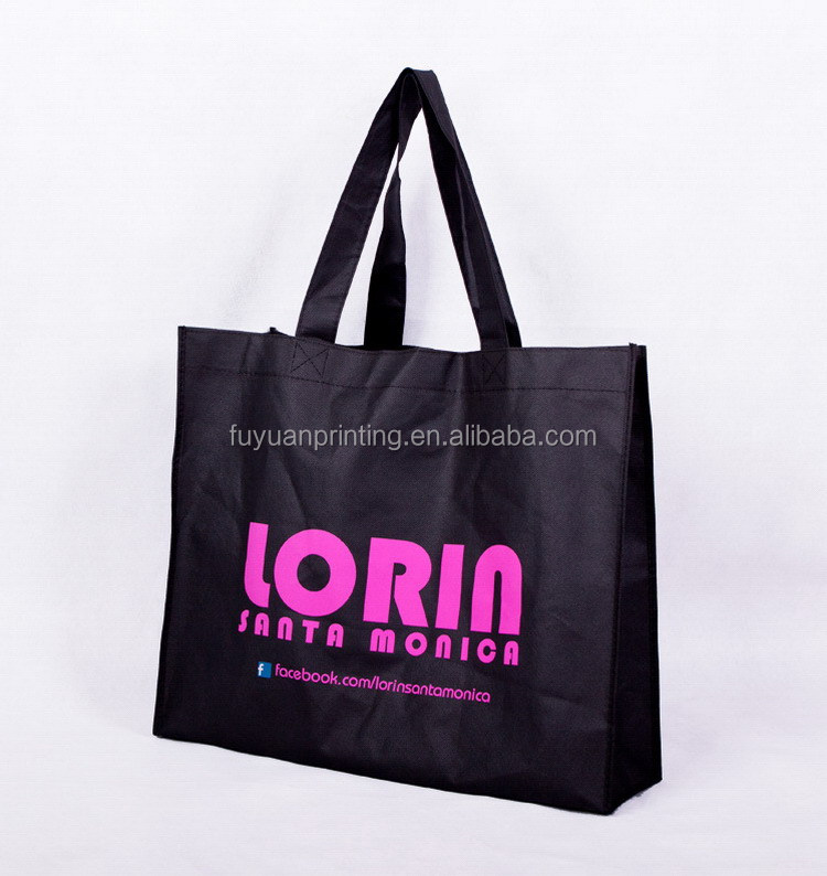 Factory OEM photo non woven bags pet bag