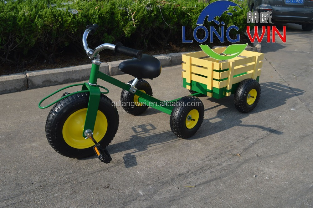 China Manufacturer High Quality Baby Wagon with Pedal