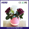2018 new arrival type colorful plastic flower pots
