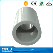 YOUU Best Selling Products Round Head Grey Plastic Pipe Fitting Reducer