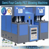 Standard 5 L PET bottle forming machine/automatic plastic bottle-blower/linear stretch 5L bottle blowing machine