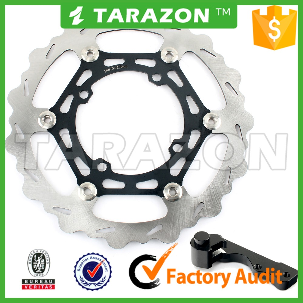 motorcycle Oversize 270mm Front Brake Disc Rotor for Kawasaki KX125 250 KX F250