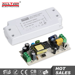 Adjustable electronic 300mA 25W dimming led driver