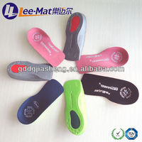 Wholesale eva removable insole arch support orthopedic shoe inserts