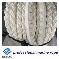 8 Strand Mooring Rope For Vessel