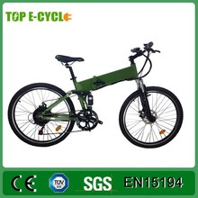 OEM brand ebike EN15194 adults 36v 350w lithium battery cheap foldable electric bike