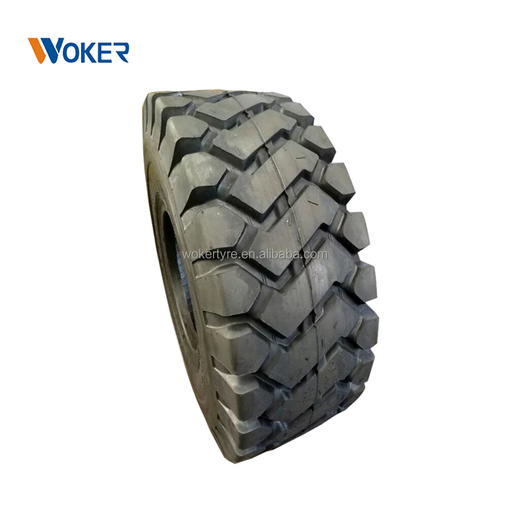 China E3 tread loader tyre hot sale in india with otr tire price