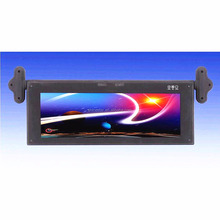 "16"" 19"" 21"" 24"" inch ultra wide stretch LCD display bar digital totem signage player"