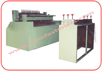 AUTOMATIC WELDED WIRE MESH MAKING MACHINE
