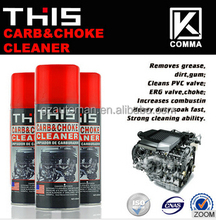 450ml ISO/MSDS car care motorcycle carb cleaner