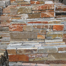 outdoor decorative natural slate culture stone for walls cladding