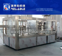 Suzhou 3 in 1 Carbonized Beverage Filling Machine