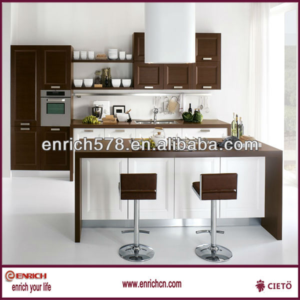 fitted kitchens with modern island cabinet