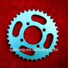 Specializing in the production of motorcycle sprocket