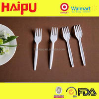 personalized plastic meat fork salad fork