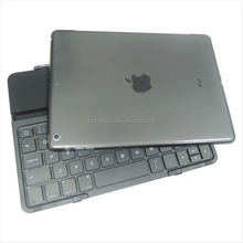 Bluetooth keyboard with magnet detachable cases and keyboard for ipad Air /ipad 5