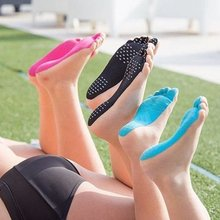 2017 Silicone Invisble Sticker Shoe Stick-on Soles sticky feet insole/pad