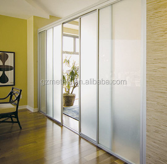 Triple Track Sliding Door Buy Modern Single Glass Sliding Door Three