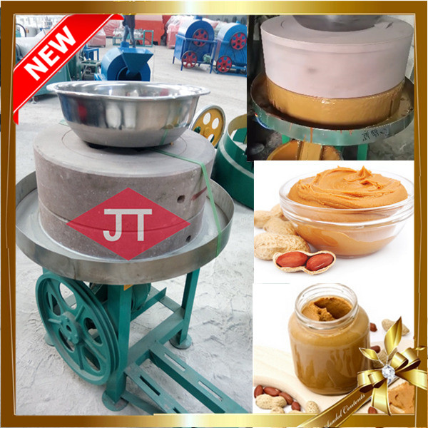 JT Machinery Groundnut Peanut Sauce Butter Making Machine Production Line