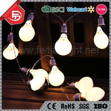 TZFEITIAN 10L warm white battery operated cute bulb holiday decorative modern penguin led pendant light