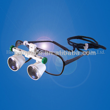 surgical magnifying glass/magnifying glasses dental and surgical loupes/medical magnifier