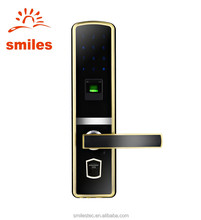 Factory Price Commercial Biometric Door Lock With Password and Support Remote Controller