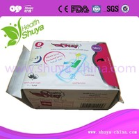 ulta thin night use sanitary napkin with negative ion