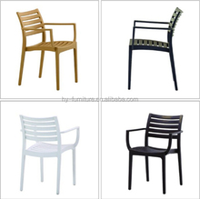 High Quality Polypropylene Plastic Stacking Chair HYS-049A