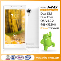 Hot Sale M6 Touch PDA Technology Happy Life Android 4.2.2 Phone