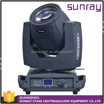 China Supply High Quality Color Drost Function Sharpy 200W Beam Moving Head Light