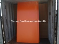 Plain/Wood Veneer/PVC /HPL/UV/Melamine Laminated MDF Board