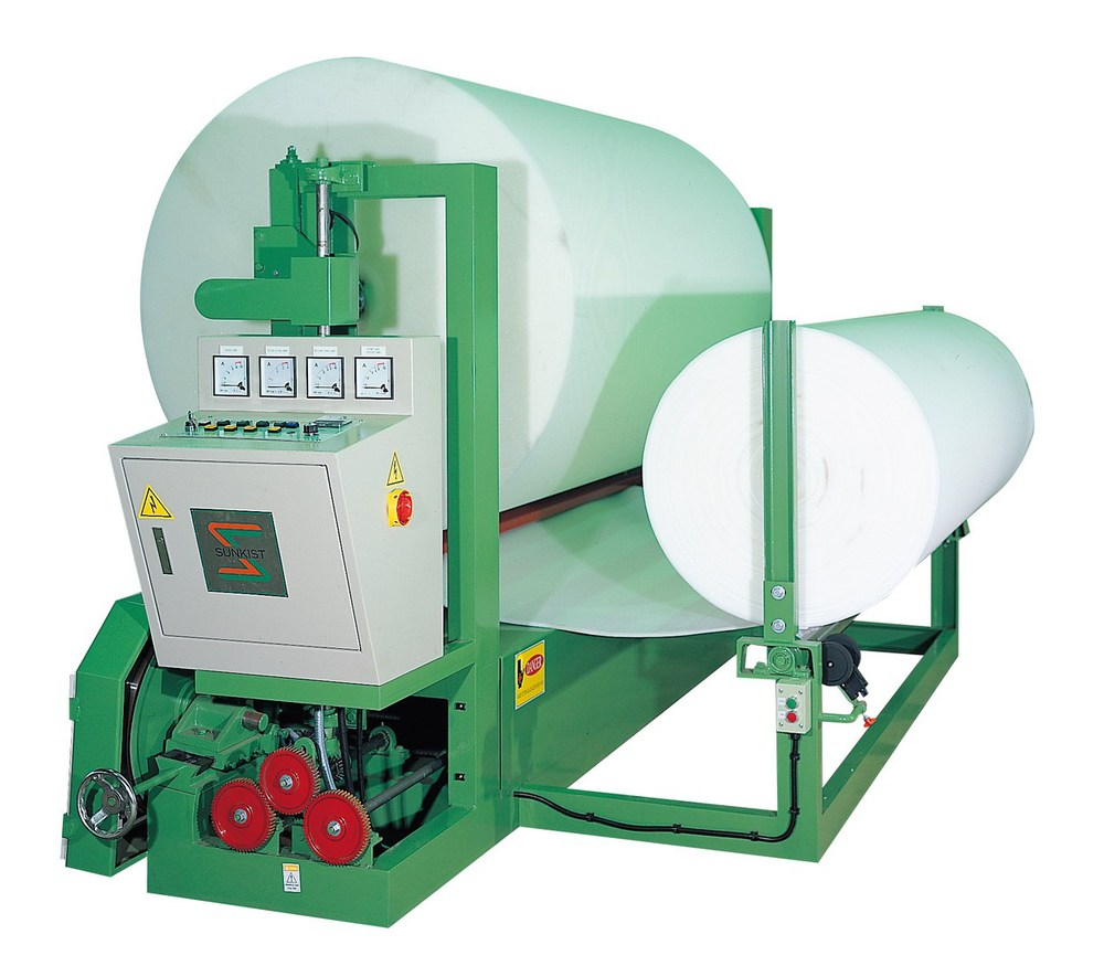 SUNKIST High Quality Foam Peeling Machine