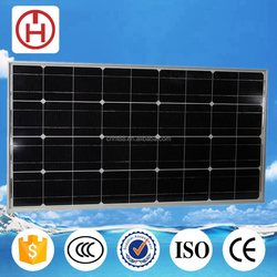 trade assurance supplier 100 watt the monocrystalline solar panel