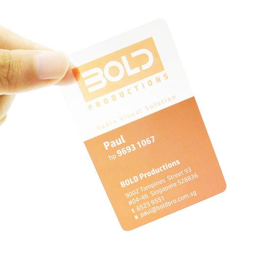 Plastic business cards plastic business cards suppliers and plastic business cards plastic business cards suppliers and manufacturers at alibaba reheart Gallery