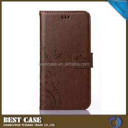 Luxury PU Leather Wallet Flip Case For Huawei GR3 Phone Cover