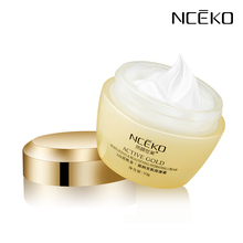 24K Active Gold Moisturizing Hydrating Cream Whitening Repair Fade Spots Speckle Anti-Aging Day Cream for Dry Skin 50g B6627