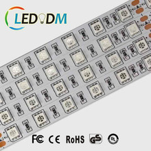 5050 10mm Width Hongli Brand LED 60Leds/M RGB Led Strip With 3 Years Warranty
