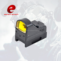 EX 201 Element mini Airsoft Paintball Hunting Rifle Scope Combat Tactical MRDS Mini Red Dot Sight