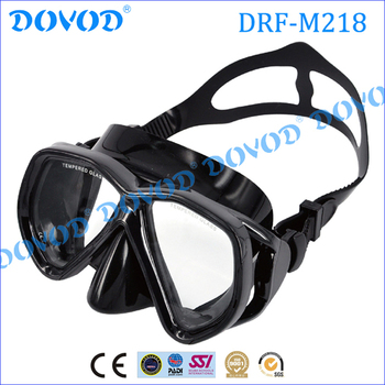 2015 Professional Silicone Scuba Swimming Diving Mask