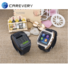 Best selling watch phone android wifi 3g wrist watch cell phone
