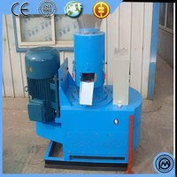 Durable hotsell high output low noise timber compressor ce approved wood pellet machinne