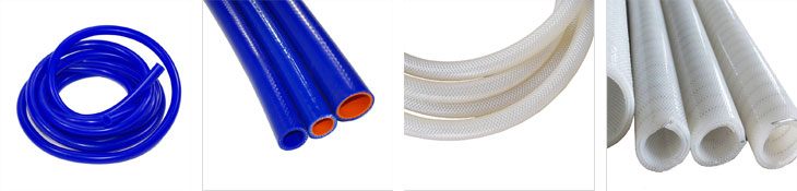China best price of rubber braided silicone hose pipe